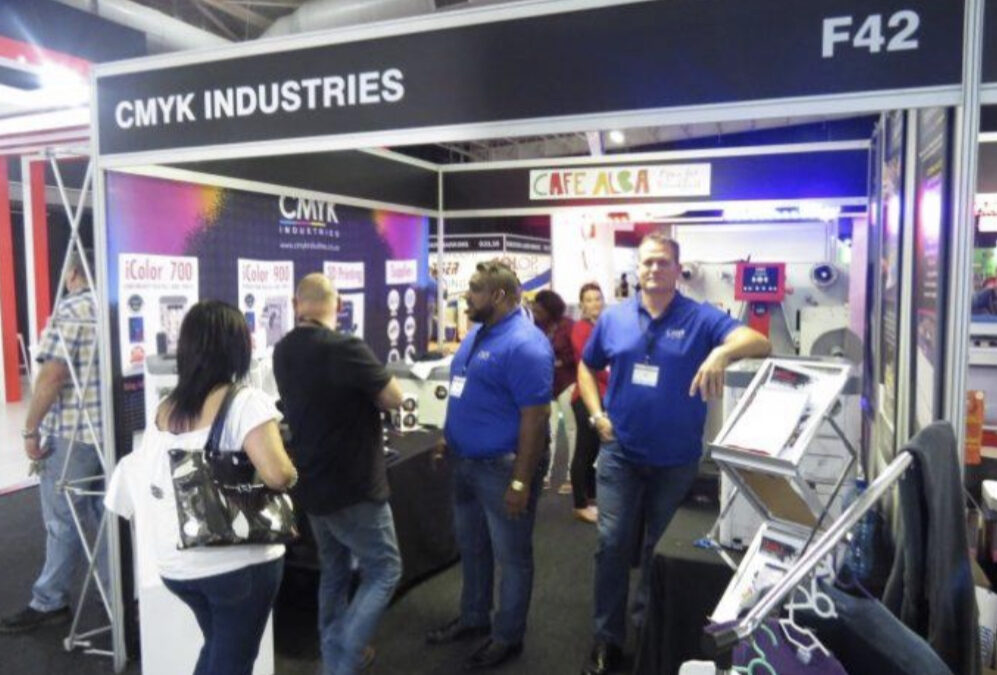 CMYK Industries Launching Fluorescent Toner And Digital Printers At Africa Print Expo