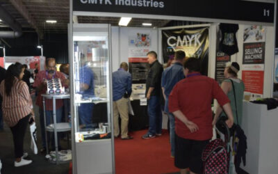 CMYK Industries Exhibits iColor Printing Solutions